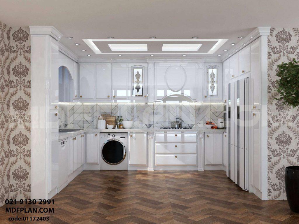 آشپزخانه انزو