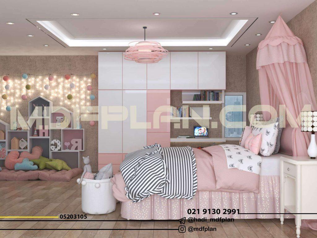 کمد و اتاق خواب کودک