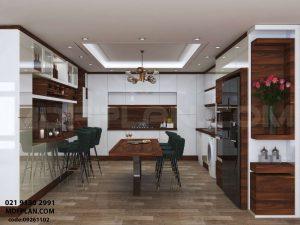 آشپزخانه هایگلاس