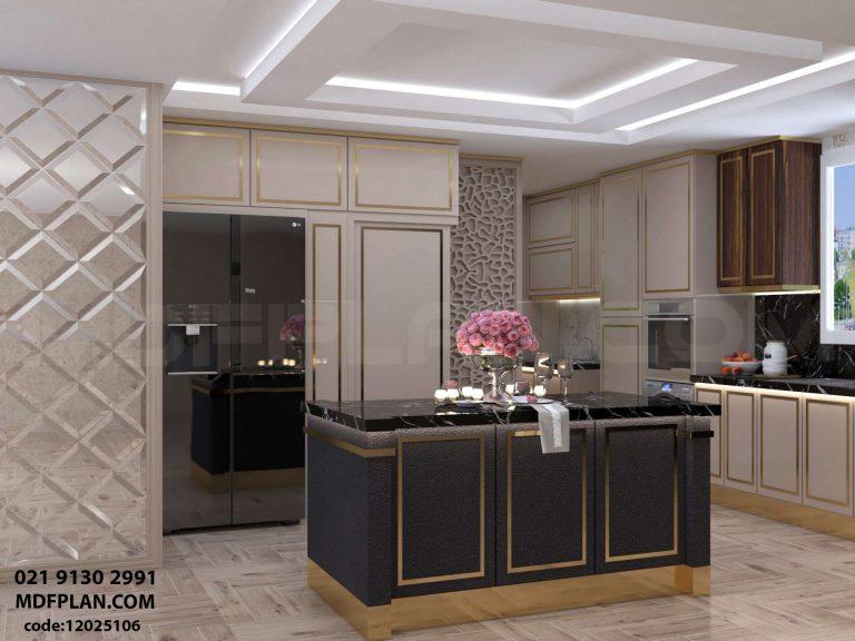 آشپزخانه لوکس