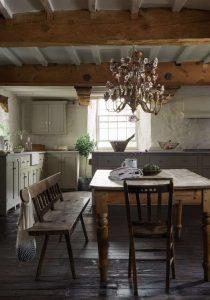 آشپزخانه روستایی