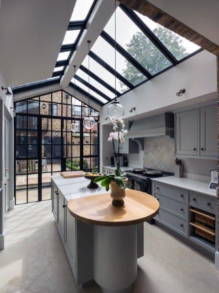 سقف شیشه ای