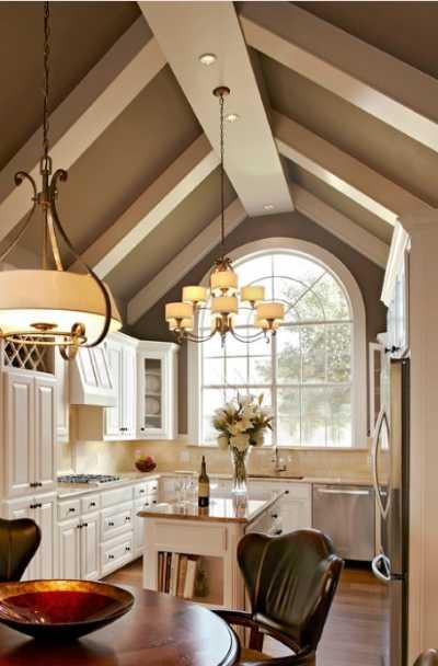 سقف آشپزخانه خاص