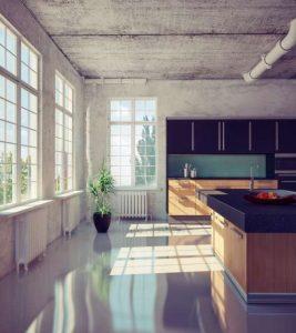 آشپزخانه صنعتی