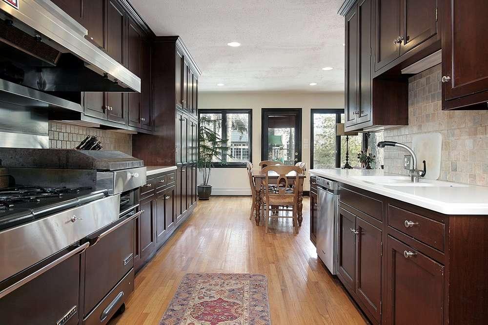 آشپرخانه دو طرفه