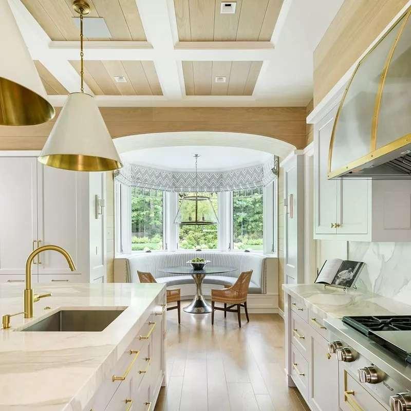 کارایی زیبا از اصول طراحی آشپزخانه
