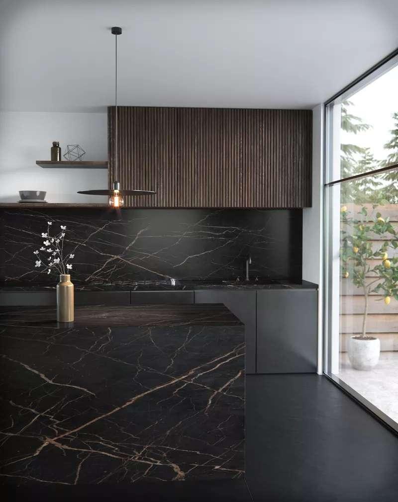 کاربرد مواد طبیعی در آشپزخانه