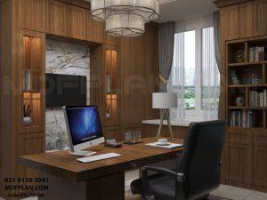 طراحی دفترکار