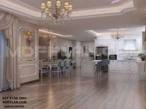 داخلی کلاسیک منزل