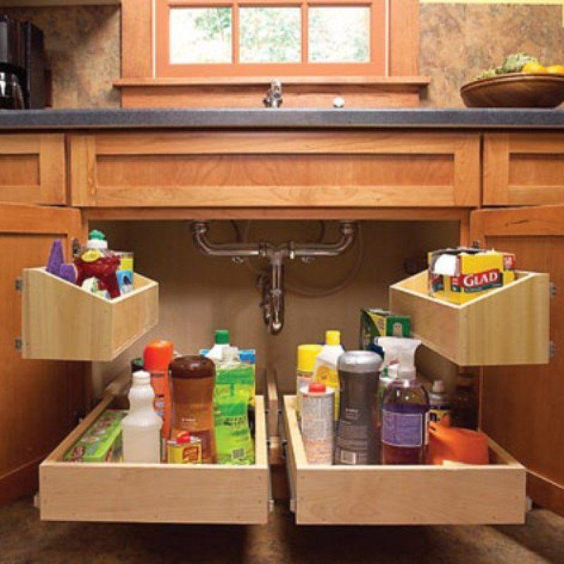 کابینت زیر ظرفشویی