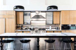ایده طراحی آشپزخانه 2021